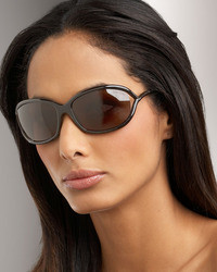 Tom Ford Jennifer Sunglasses Dark Brown