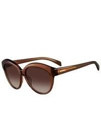 Jil Sander Sunglasses Js2705 210 Brown 55mm