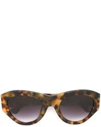 Linda Farrow Gallery Round Framed Sunglasses