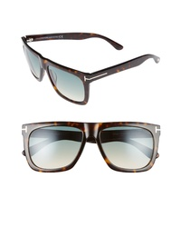 Tom Ford Morgan 57mm Sunglasses