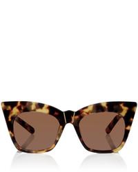 Pared Eyewear Kohl U0026 Kaftans Cat Eye Sunglasses