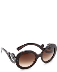Round sunglasses medium 437864