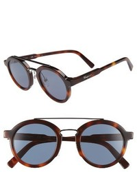 Salvatore Ferragamo 49mm Sunglasses Tortoise