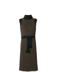 Maison Margiela Back Piece Halter Dress