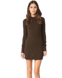 ac8a450d4816 Dark Brown Sweater Dresses for Women