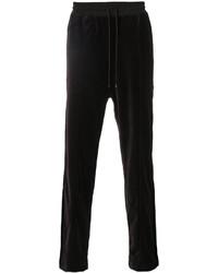 Maison mihara yasuhiro side stripe track pants medium 5144101