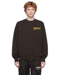 Ambush Brown Workshop Sweatshirt