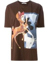 Dark Brown T-shirt