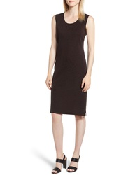 Ming Wang Knit Sheath Dress