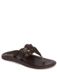 Honokaa buckle flip flop medium 4912906