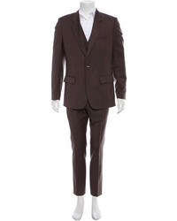 Maison Martin Margiela Wool Three Piece Suit