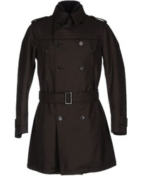 Dark Brown Trenchcoat
