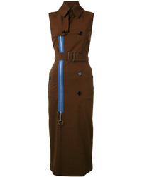 Givenchy Long Trench Waist Coat
