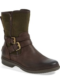 Ugg sim waterproof leather boot medium 844551