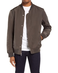 Club Monaco Slim Fit Bomber Jacket