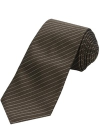 John Varvatos Star Usa Silk Stripe Tie