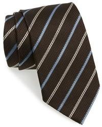 Stripe silk tie medium 874585