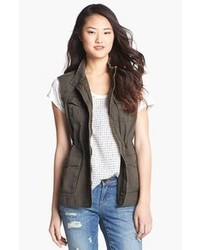 Dark brown vest original 2456439