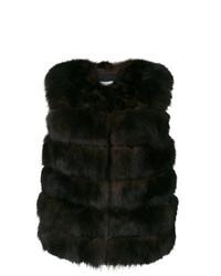 Fox fur gilet medium 7942413