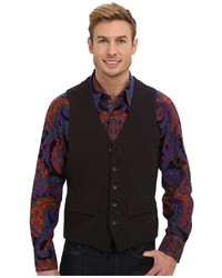 Robert Graham Downtown Woven Vest