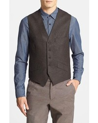 Ted Baker London Jaguar Wool Vest
