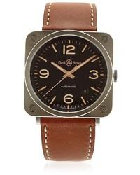 Bell & Ross Br S Golden Heritage Watch