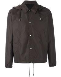 Dark Brown Windbreakers for Men | Men&39s Fashion