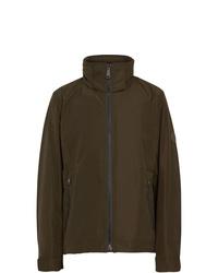 Burberry Packaway Hood Shape Memory Taffeta Jacket