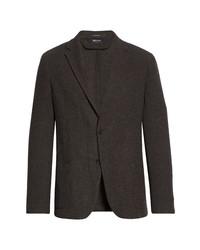 Z Zegna D8 Boucle Wool Blend Sport Coat