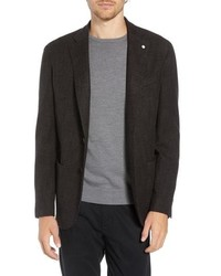 L.B.M. Lbm 1911 Classic Fit Cotton Wool Blazer