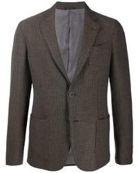 Giorgio Armani Long Sleeved Slim Fit Blazer