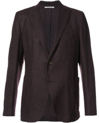 Eleventy Scalloped Suit Jacket