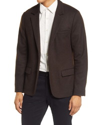 Vince Slim Fit Wool Blend Sport Coat