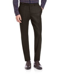 Eidos Washed Wool Trousers