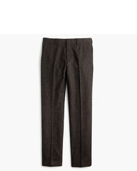 J.Crew Ludlow Suit Pant In English Donegal Wool