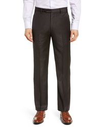 Zanella Todd Solid Wool Trousers