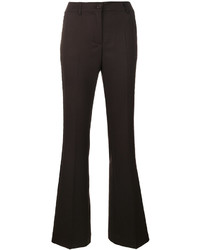 P.A.R.O.S.H. Stud Detail Flared Trousers