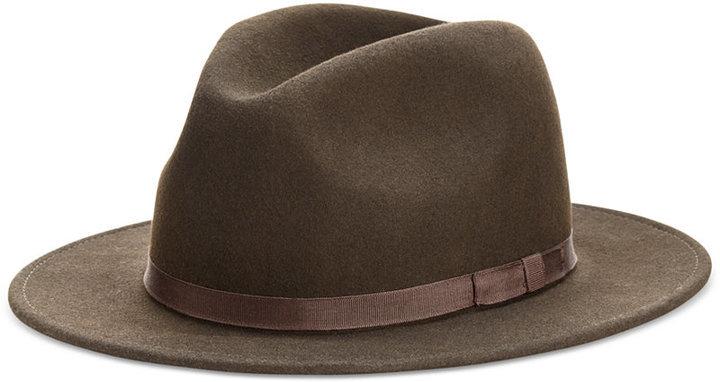 631d87229ff ... Country Gentleman Hats Wilton Fedora ...