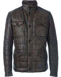 Tod's Four Pocket Padded Jacket