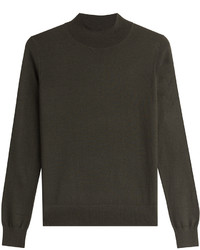 Theory Merino Wool Turtleneck Pullover