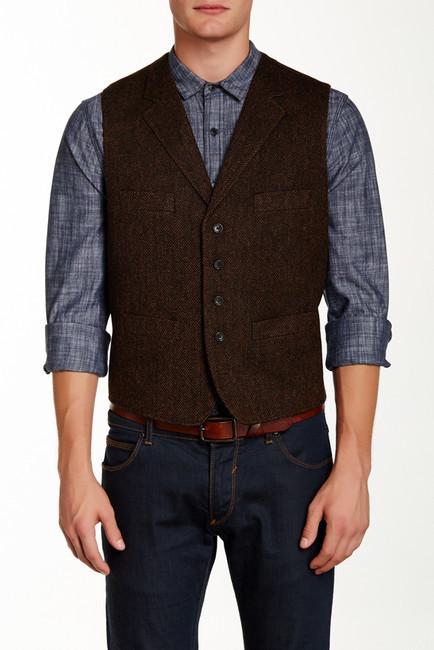 ny kollektion senaste designen detaljerade bilder Barbour Nyman Wool Vest, $239   Nordstrom Rack   Lookastic.com
