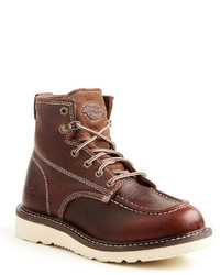 Dark brown work boots original 11313336