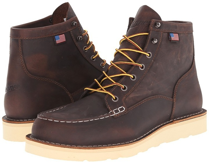 Danner Bull Run Moc Toe 6 Work Boots | Where to buy & how to wear