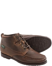 Eastland Warren 1955 Moc Toe Boots