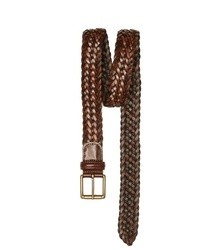 Andersons Andersons Woven Leather Belt