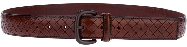 Bottega Veneta Woven Effect Belt