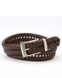 Laced braided belt medium 53582