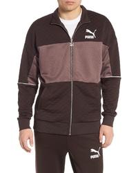 Puma Retro Colorblock Quilted Jacket