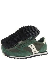 Dark Green Athletic Shoes