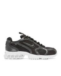 Nike Green Air Zoom Spiridon Cage 2 Sneakers